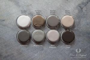 Nieuwe kleuren Pure&Original