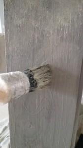 Krijtverf en Paste Wax
