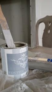Painting the Past Krijtverf Moss