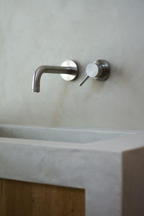 Beton Cire in dekeuken,badkamer...