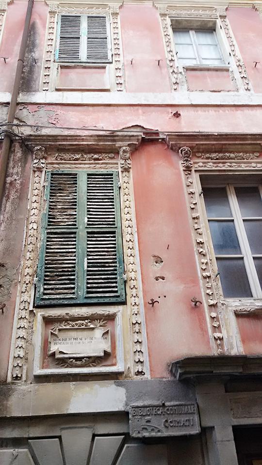 Kleur inspiratie opdoen in Italië, Lucca 2015