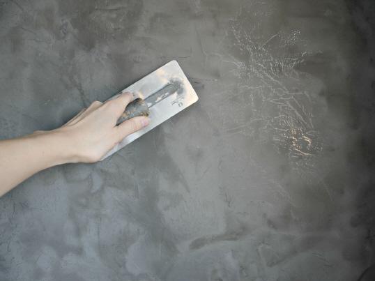 Betonlook Verf Muur : Pure original marrakech verf tadelakt betonlook u paint