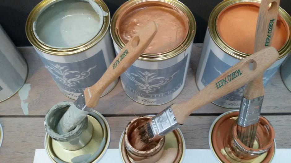 Nieuwe kleuren Painting the Past