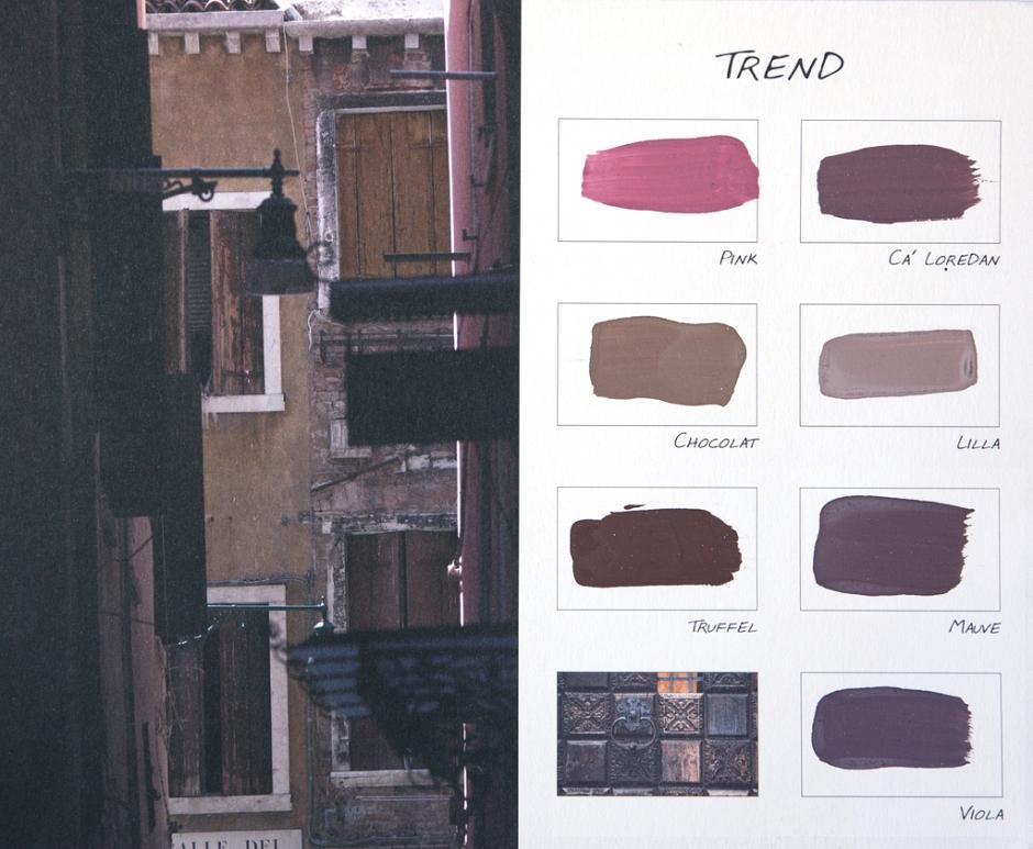 Carte Colori Trend via di Alma