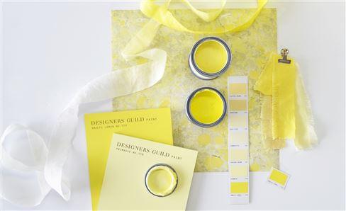 Yellow tones